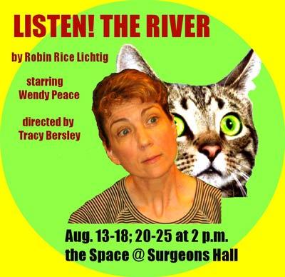 Listen! the River flyer